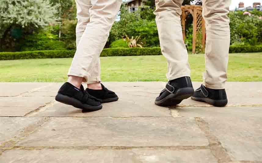 Controlar la diabetes va más allá de la dieta y el estilo de vida, también son importantes los pies