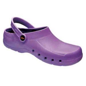 Zueco ultraligero Eva violeta